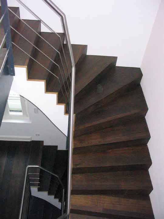 stuwe betontreppe treppen fertig. Black Bedroom Furniture Sets. Home Design Ideas